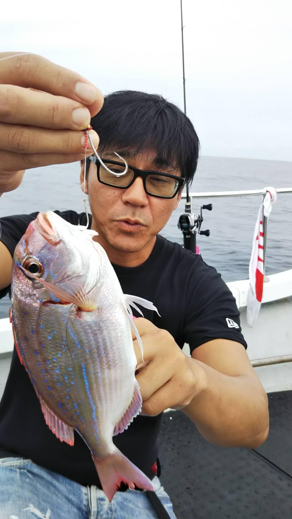 宮城の真鯛遊漁船オーシャンズラボ