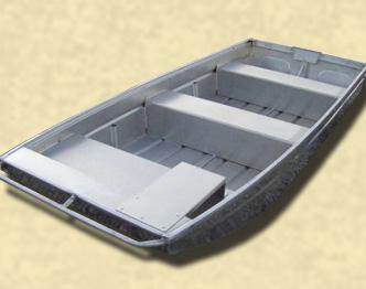 ステーサー アルミボート 買取の画像