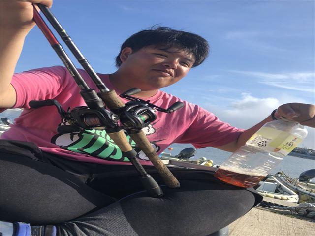 フィッシングバイヤー釣行ブログの画像