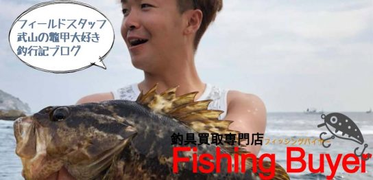 鼈甲オタクの現役漁師と行く金華山50cmデブモンスター鼈甲捕獲釣行記の画像